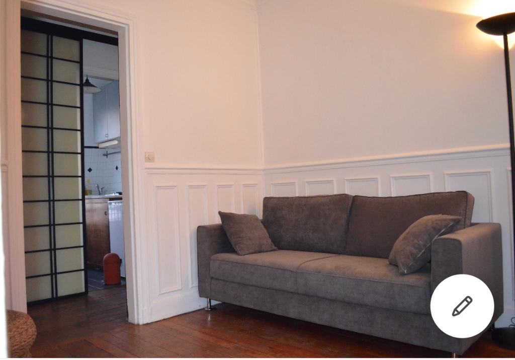 Appartement Paris 2 pièce(s) 30 m2 2
