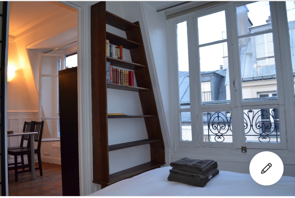 Appartement Paris 2 pièce(s) 30 m2 3