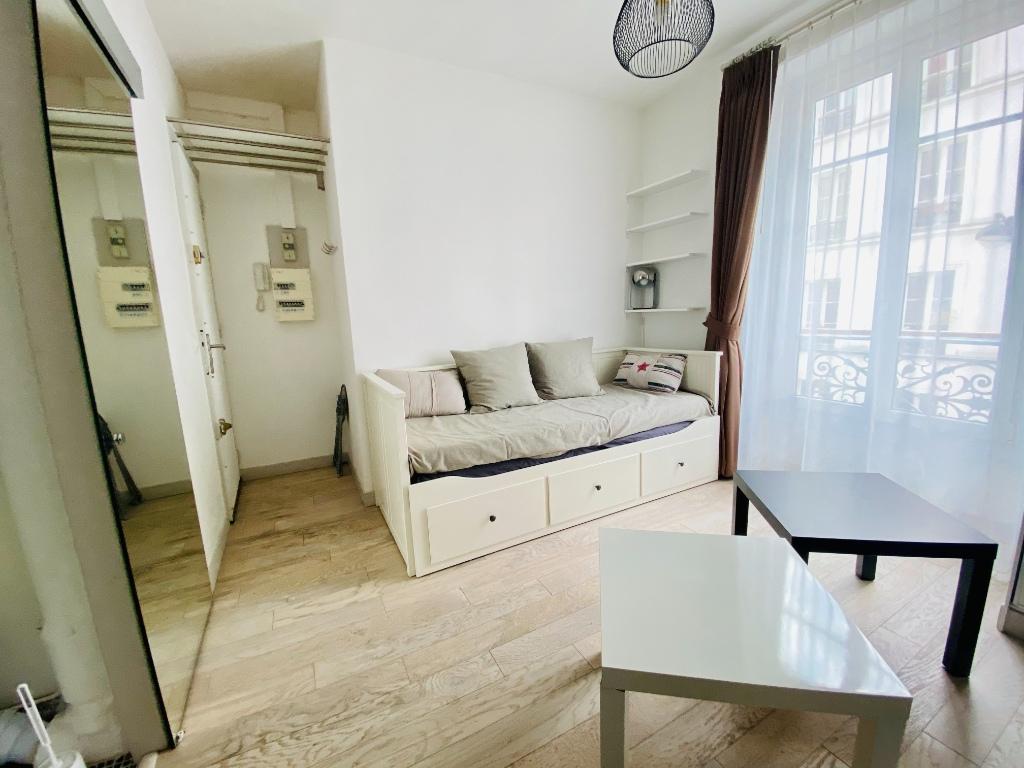 Montmartre Paris 18ème – 1 pièce 15 m2 1