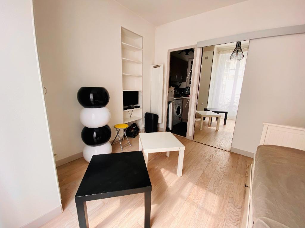 Montmartre Paris 18ème – 1 pièce 15 m2 4