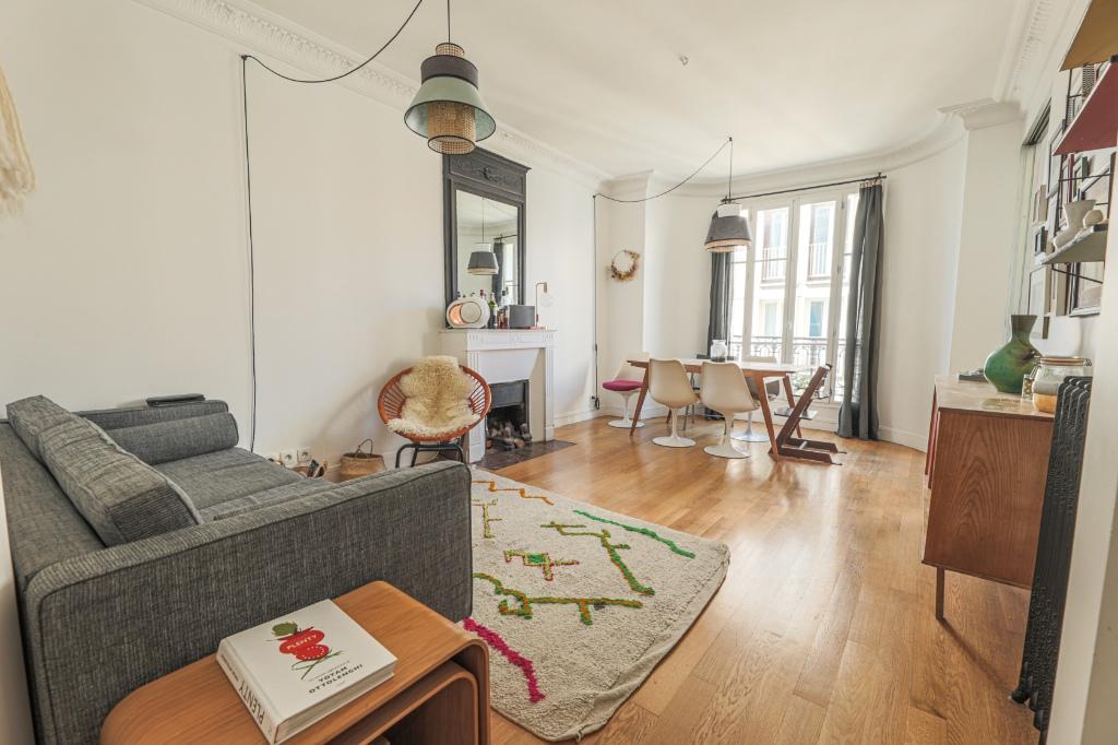 Village Ramey – 3 rooms – 67 m2 1