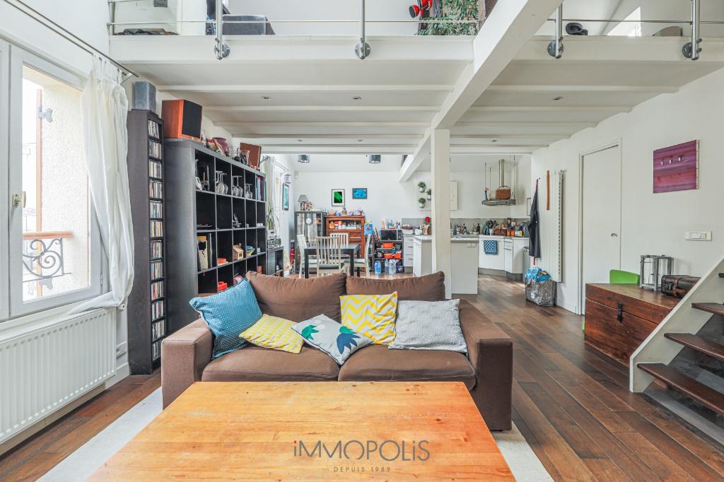 Garibaldi – Apartment Esprit Loft 107m² 7