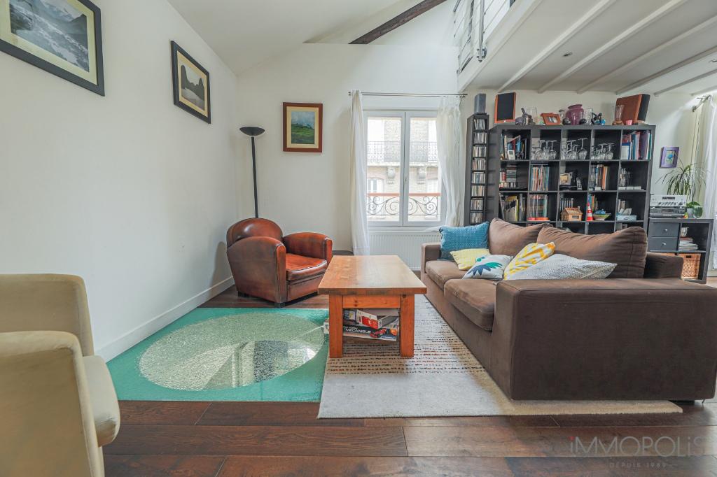 Garibaldi – Apartment Esprit Loft 107m² 8