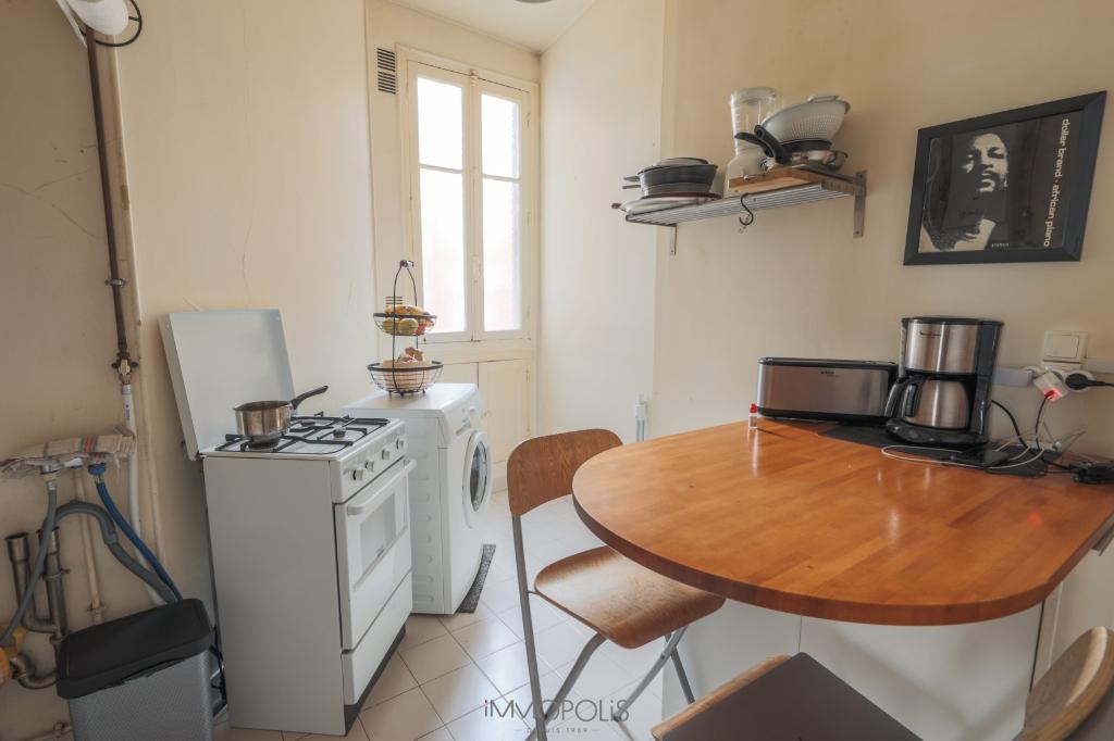2 pièces 46 m2 – Rue Lamarck  métro Guy Moquet 3
