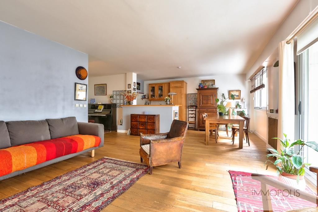 Appartement Familial  – 4 pièces 3 chambres – 85 m2 –  Balcon 1