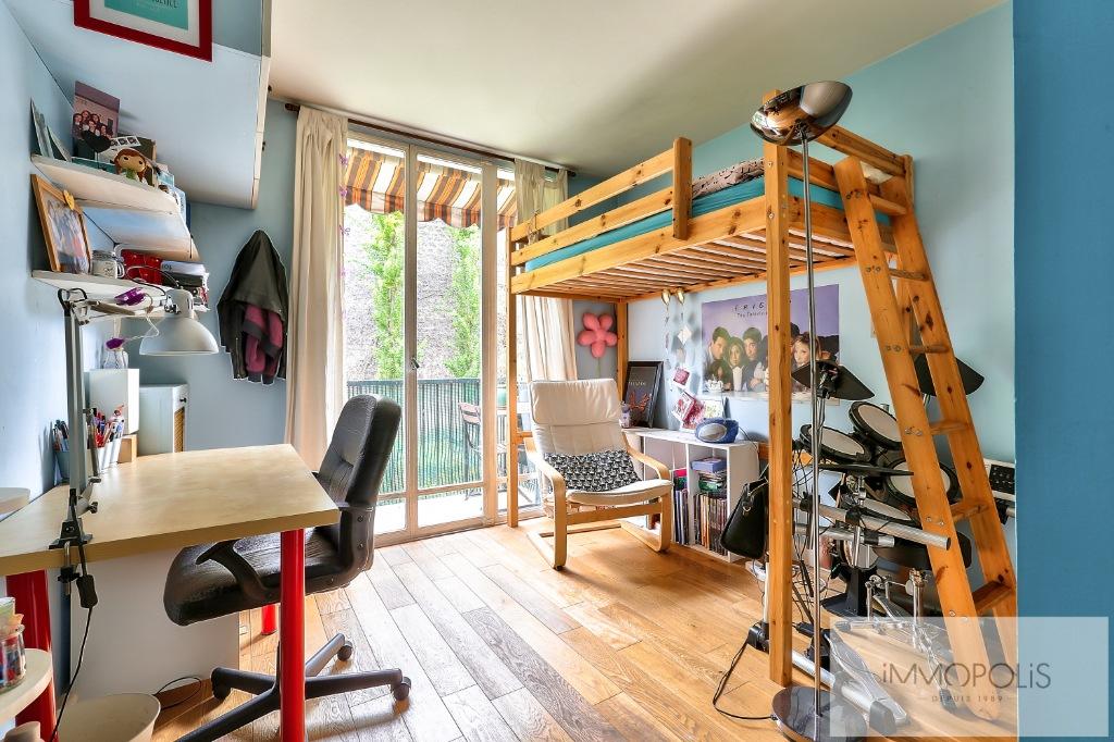 Appartement Familial  – 4 pièces 3 chambres – 85 m2 –  Balcon 7