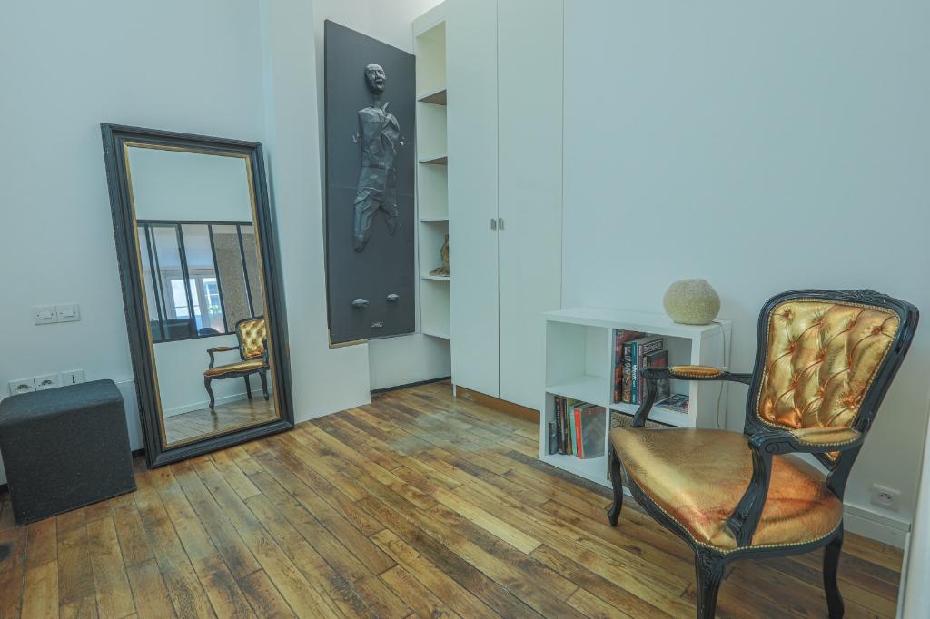 Appartement «esprit loft» quartier Lamarck Caulaincourt 6