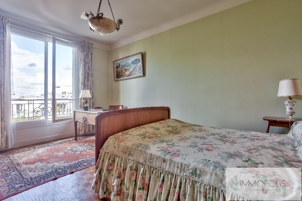 Montmartre, rue Caulaincourt, bel appartement de 76 M² en 2e étage avec ascenseur, beaux volumes ! 5