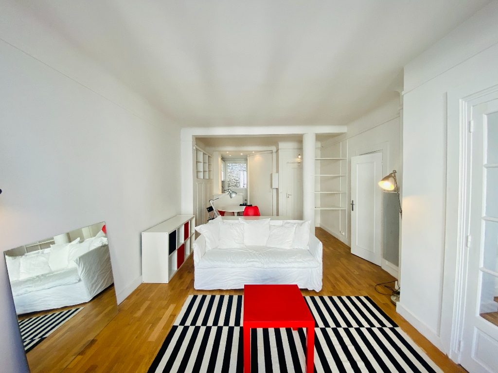 2p apartment furnished 46.12m² sacred heart 3