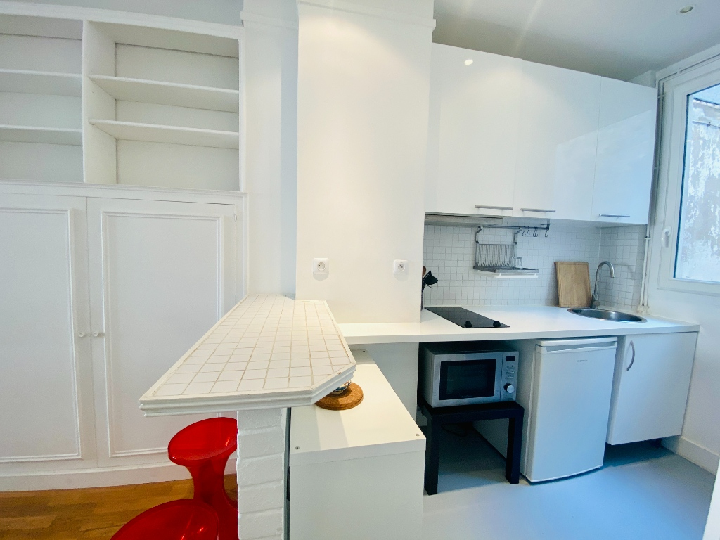 2p apartment furnished 46.12m² sacred heart 4
