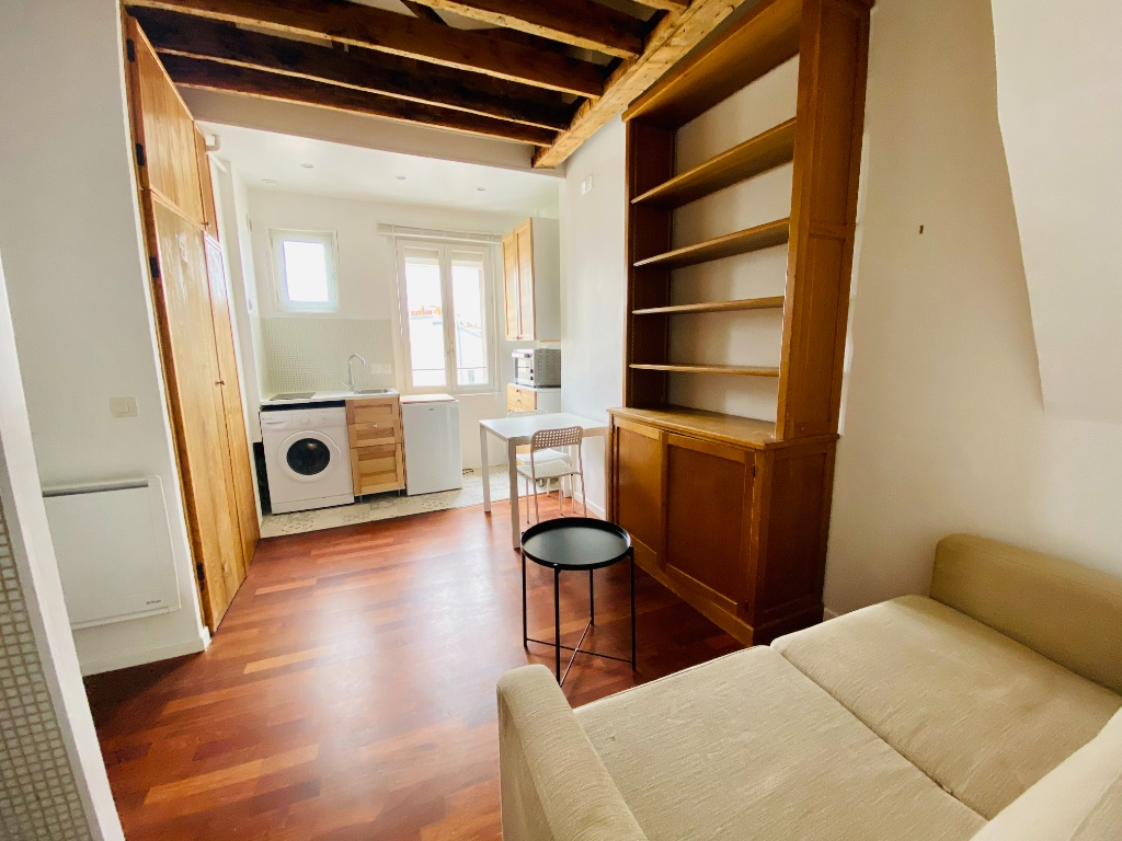 2 room apartment – Paris XIVth 1