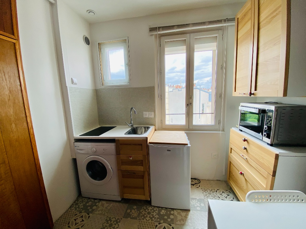 Appartement 2 Pièces – Paris XIVème 4