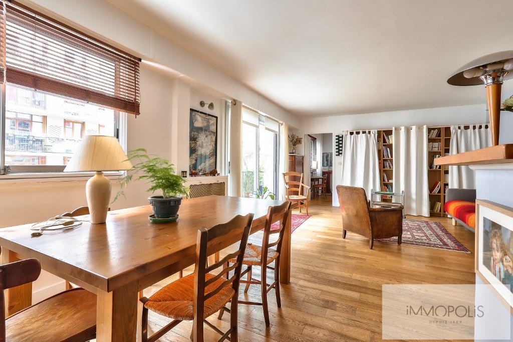Appartement Familial  – 4 pièces 3 chambres – 85 m2 –  Balcon 2