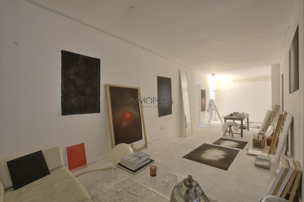 Atelier insonorisé / Open – space de 49 M² environ bien placé à Montmartre ! 3
