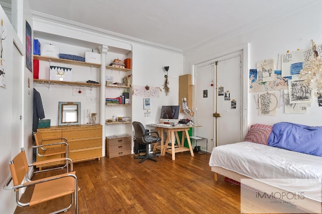 Studio Rue Duhesme – Paris XVIII. 2