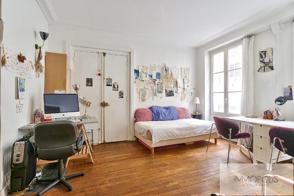 Studio Rue Duhesme – Paris XVIII. 6