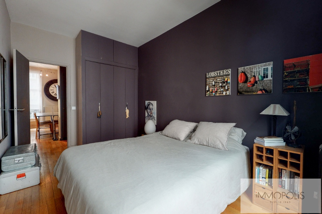 Charming apartment in the heart of Abbesses. 6