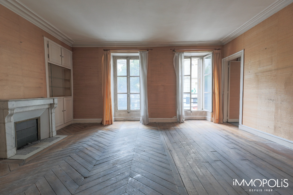 Village Ramey – 2 rooms to renovate 1