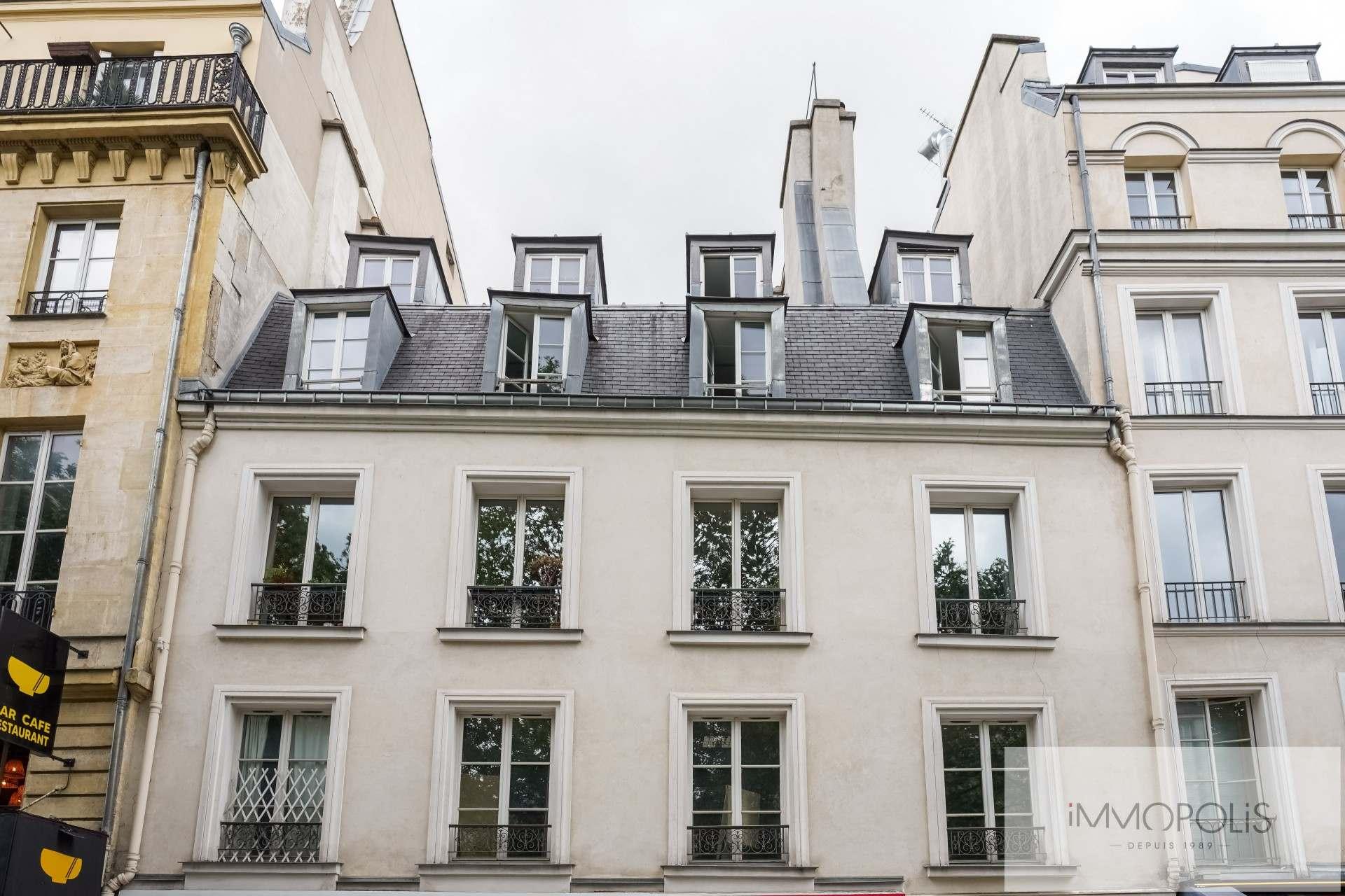 PARIS X – Rue René Boulanger. 9