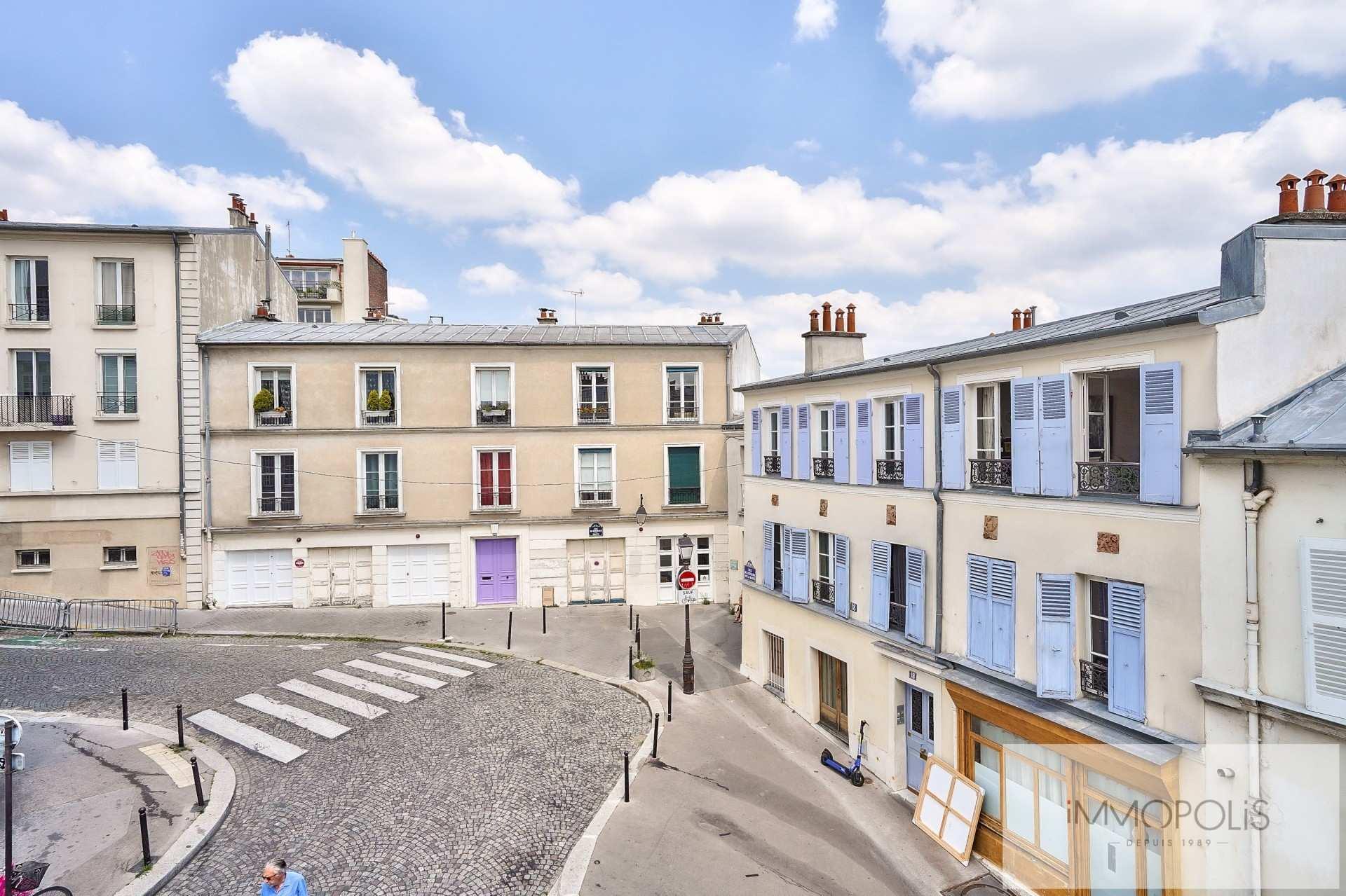 MONTMARTRE- Rue Paul Albert. 9