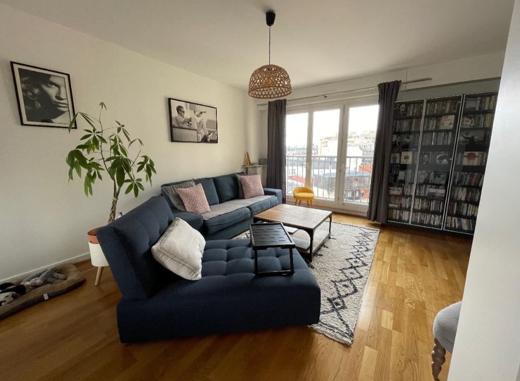 2 Pièces – 63.72 m² – Paris 18ème 3