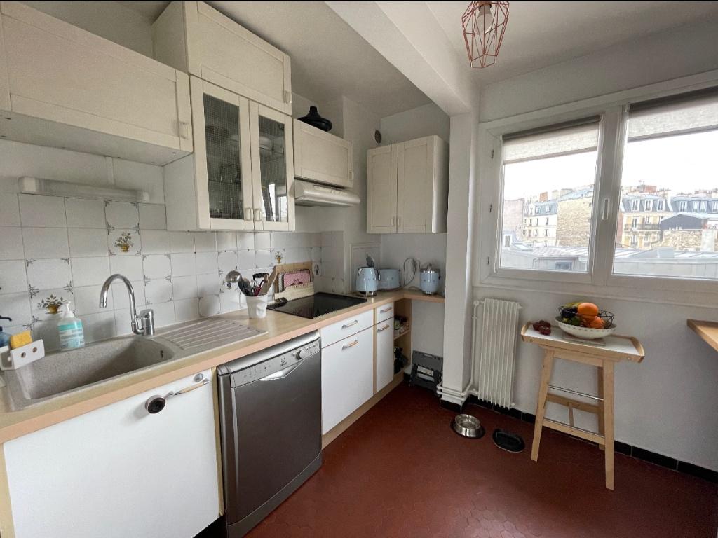 2 Pièces – 63.72 m² – Paris 18ème 7