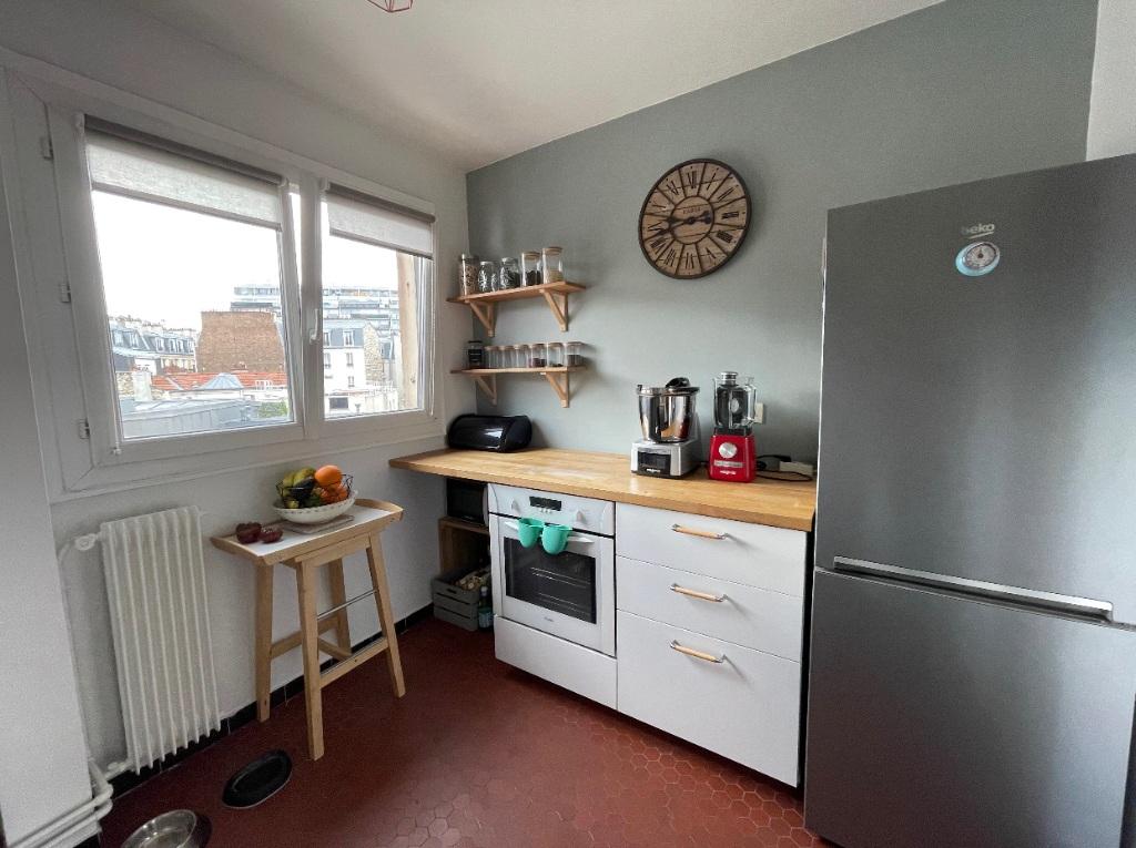 2 Pièces – 63.72 m² – Paris 18ème 8