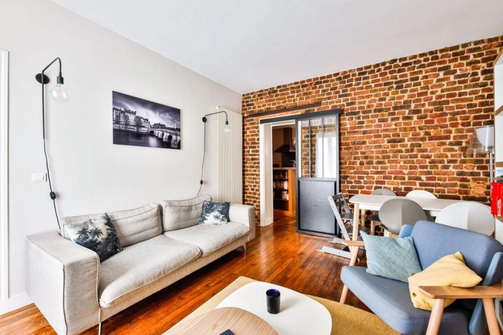 Apartment 3 rooms Montmartre 1