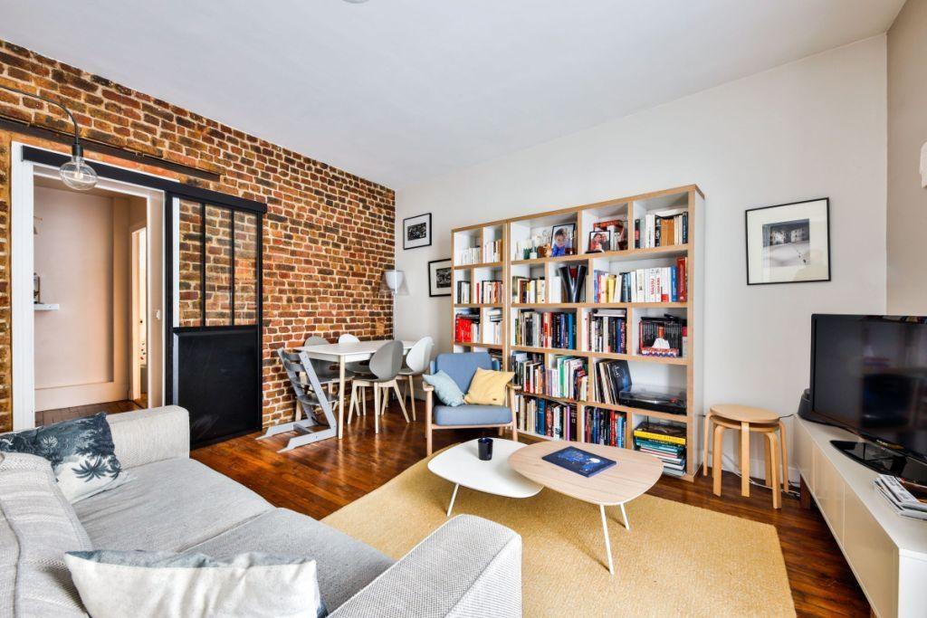 Apartment 3 rooms Montmartre 2