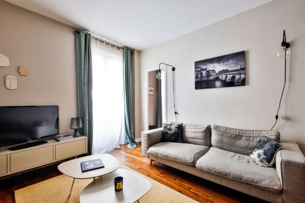 Apartment 3 rooms Montmartre 3