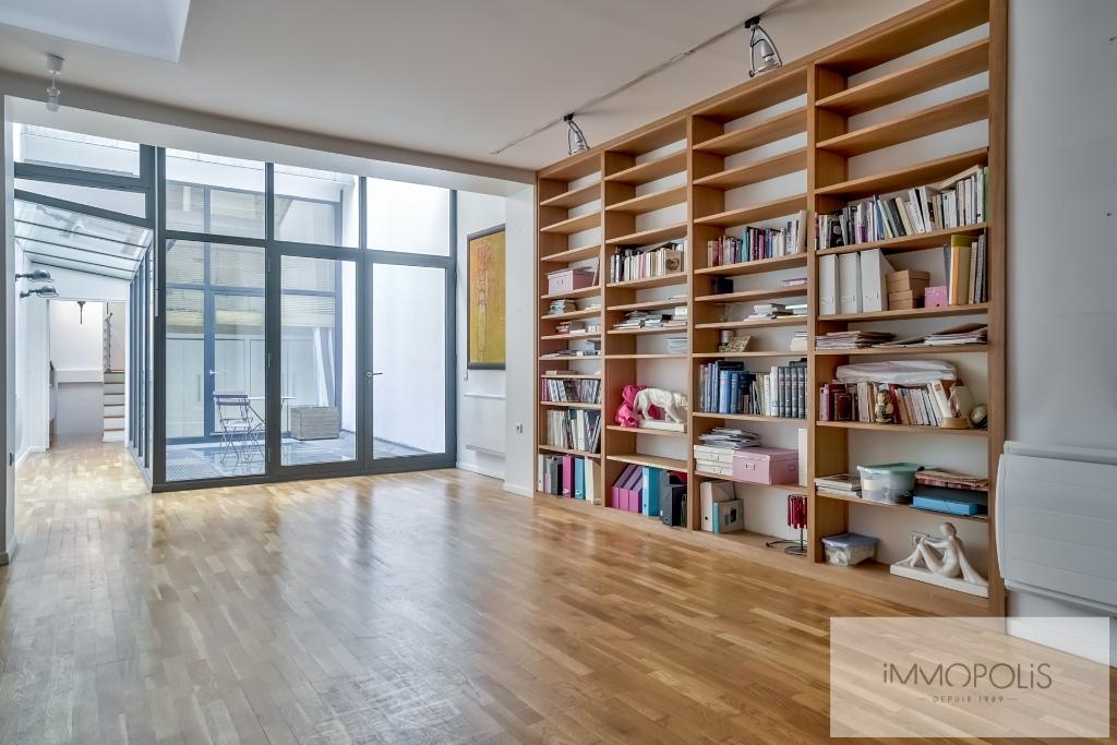 Atypical loft sector championnet / ordere – Paris XVIII. 1