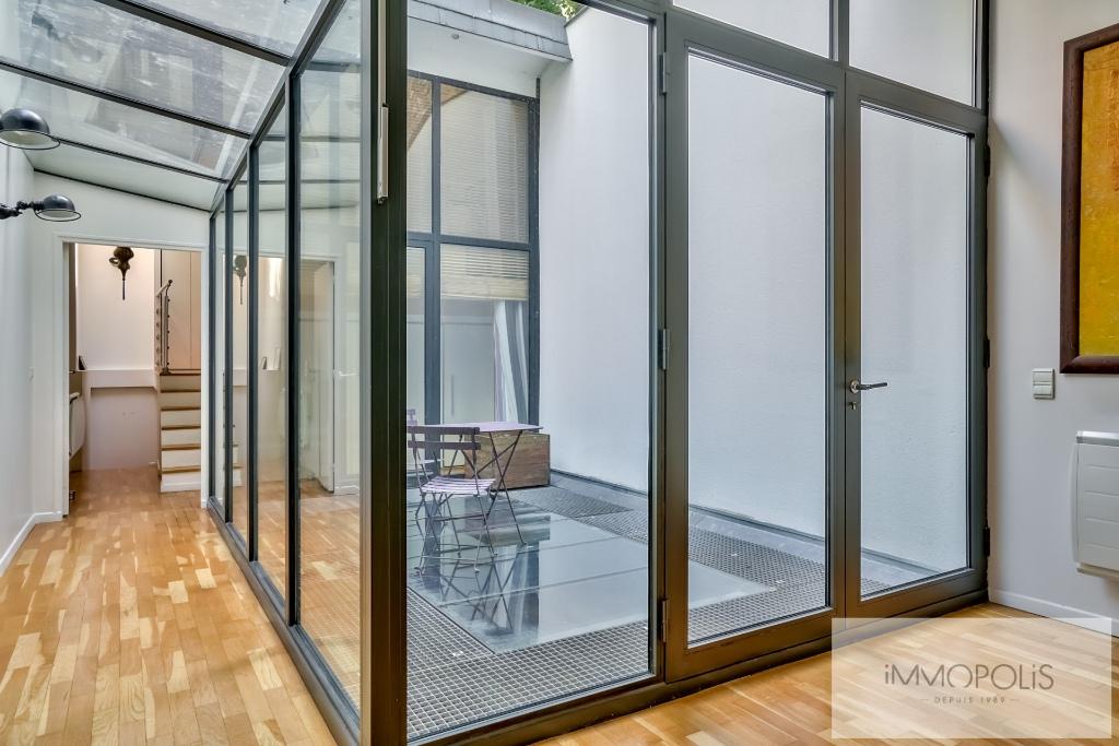 Atypical loft sector championnet / ordere – Paris XVIII. 2