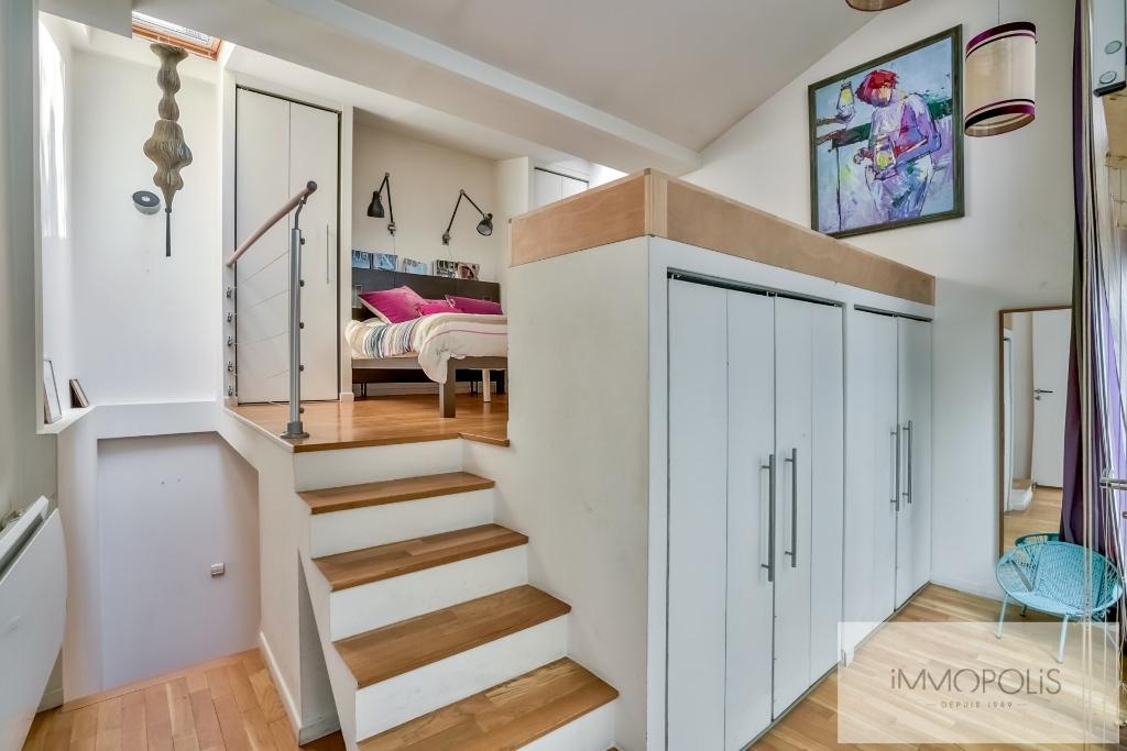 Atypical loft sector championnet / ordere – Paris XVIII. 3