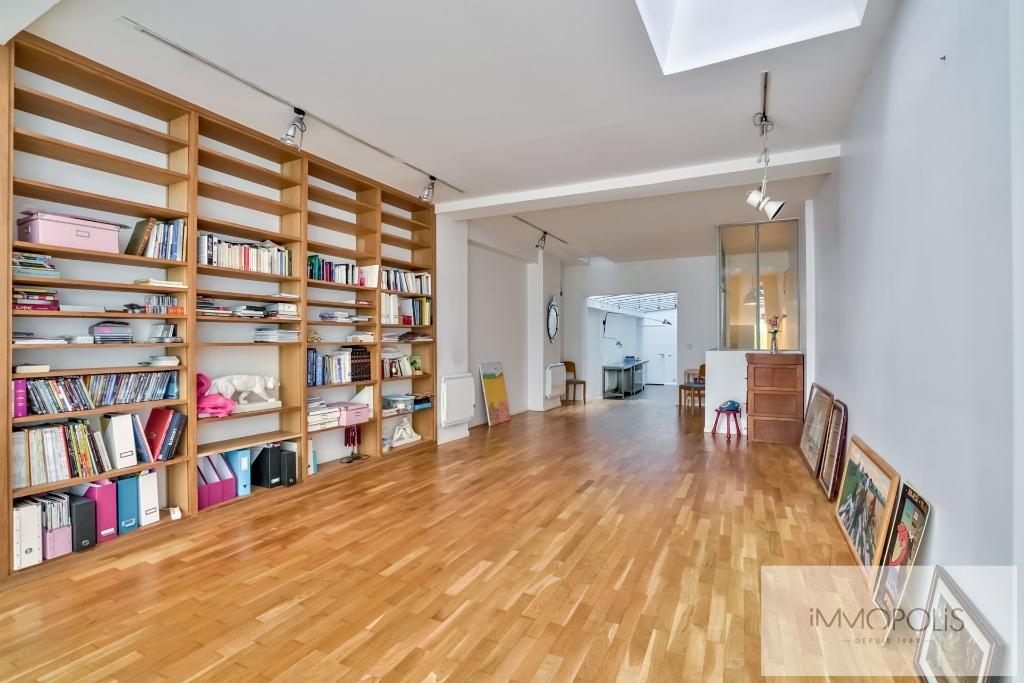 Atypical loft sector championnet / ordere – Paris XVIII. 5