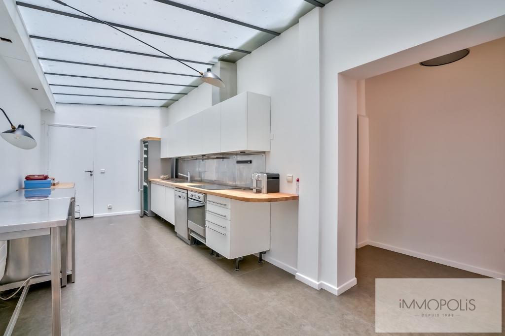 Atypical loft sector championnet / ordere – Paris XVIII. 6
