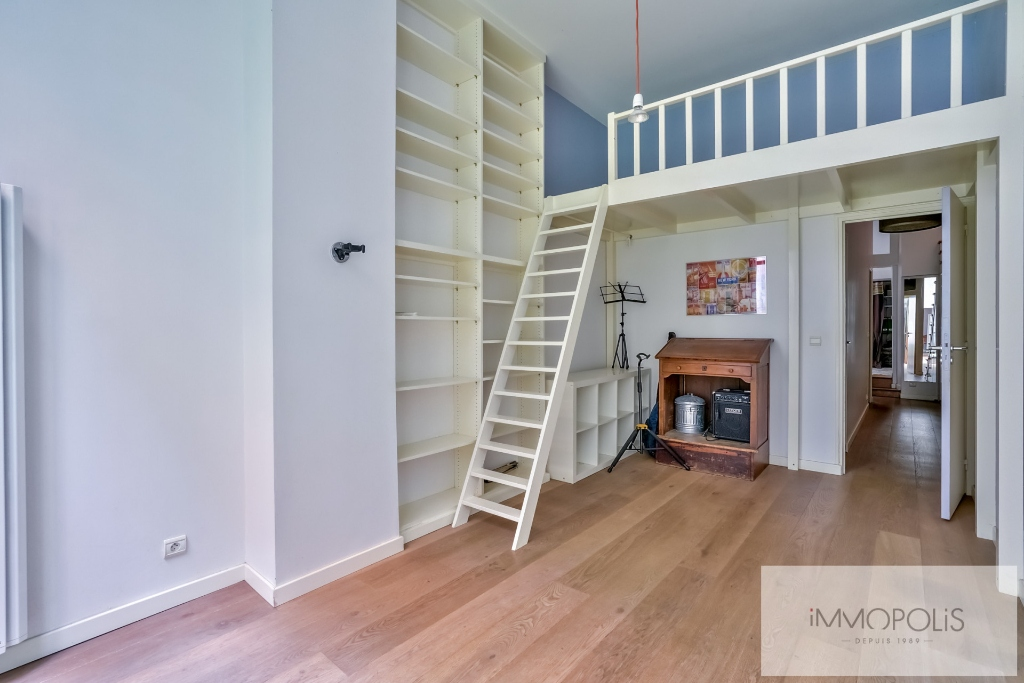 Atypical loft sector championnet / ordere – Paris XVIII. 8