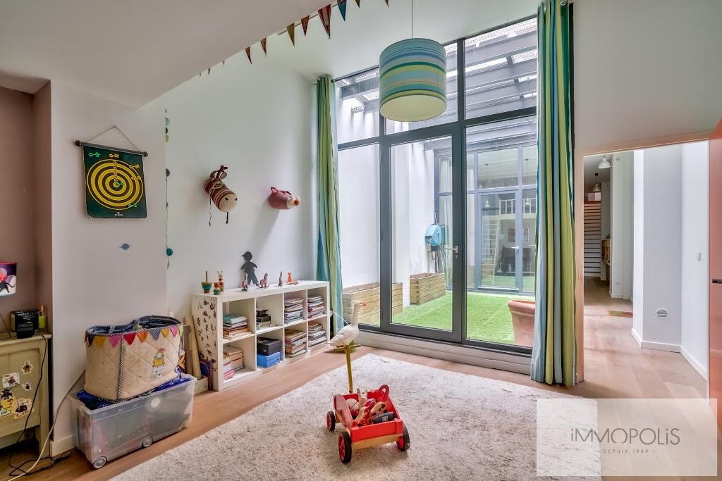 Atypical loft sector championnet / ordere – Paris XVIII. 9