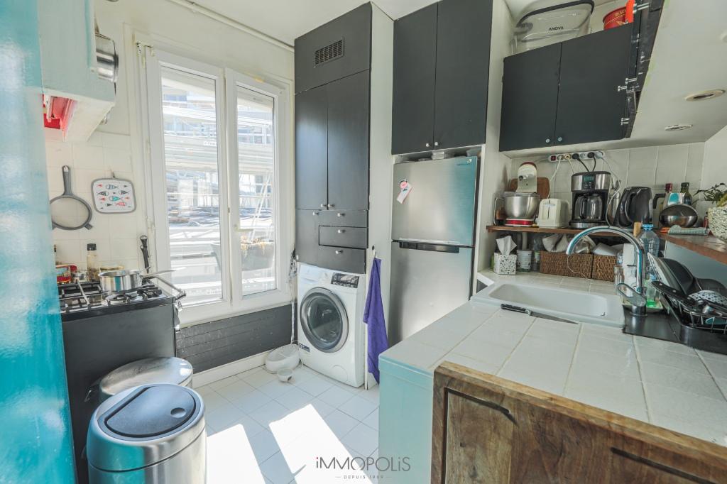 Rue Ordener – Appartement 4 pièces 3 chambres de 69 m² avec vue dégagée 3