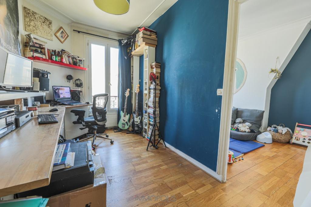 Rue Ordener – Appartement 4 pièces 3 chambres de 69 m² avec vue dégagée 6