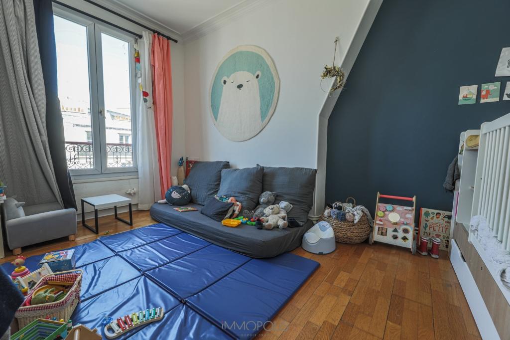 Rue Ordener – Appartement 4 pièces 3 chambres de 69 m² avec vue dégagée 7