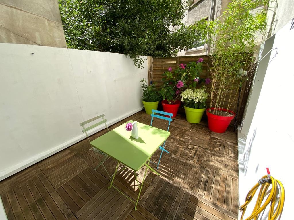 Appartement avec terrasse Paris 2 pièce(s) 32 m2 10