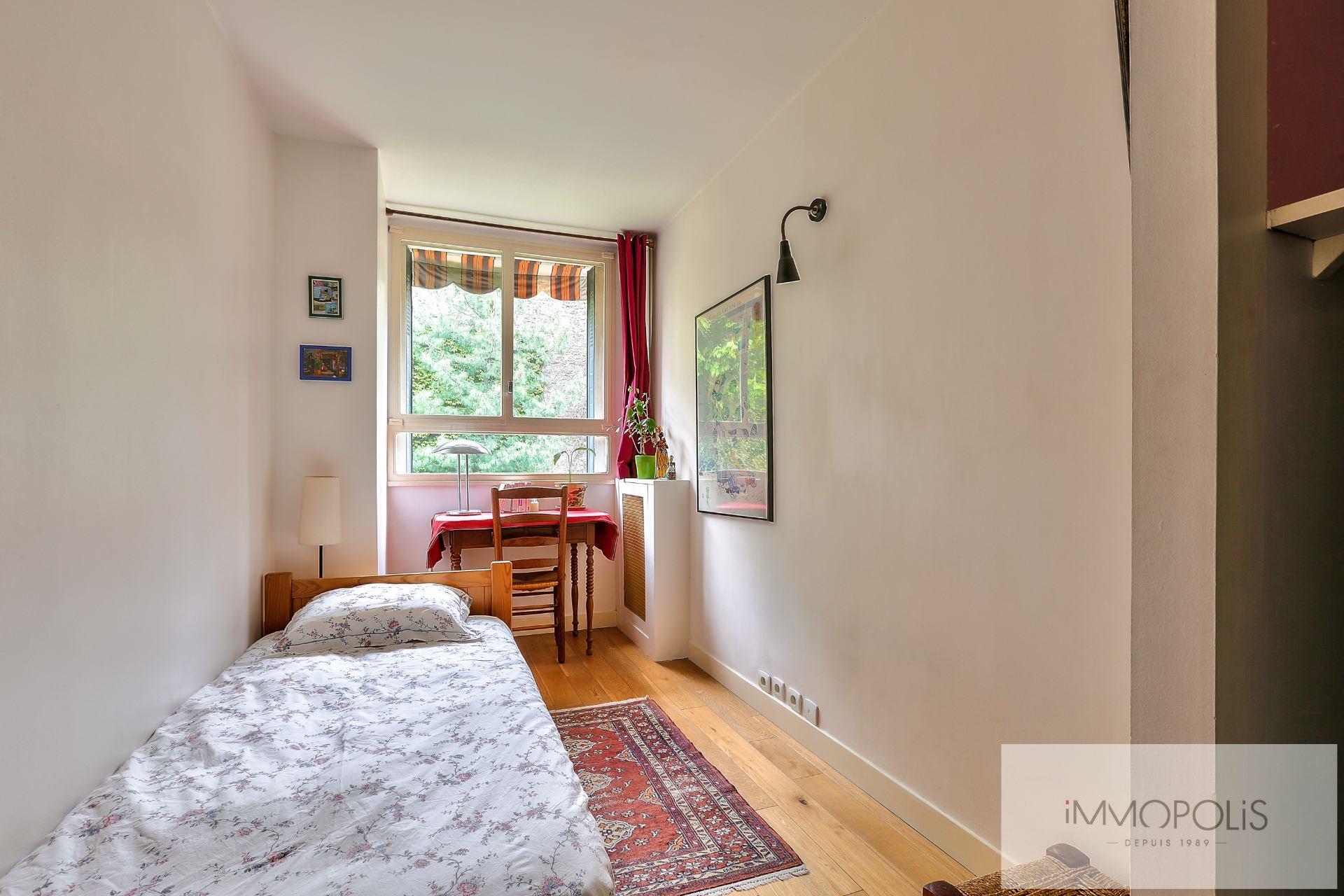 Appartement Familial  – 4 pièces 3 chambres – 85 m2 –  Balcon 3