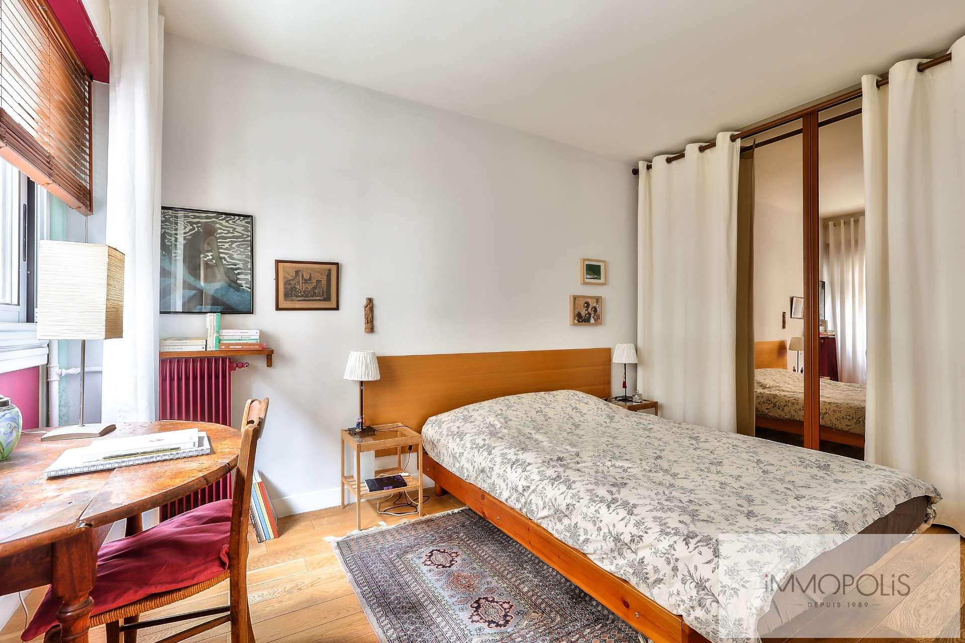Appartement Familial  – 4 pièces 3 chambres – 85 m2 –  Balcon 4