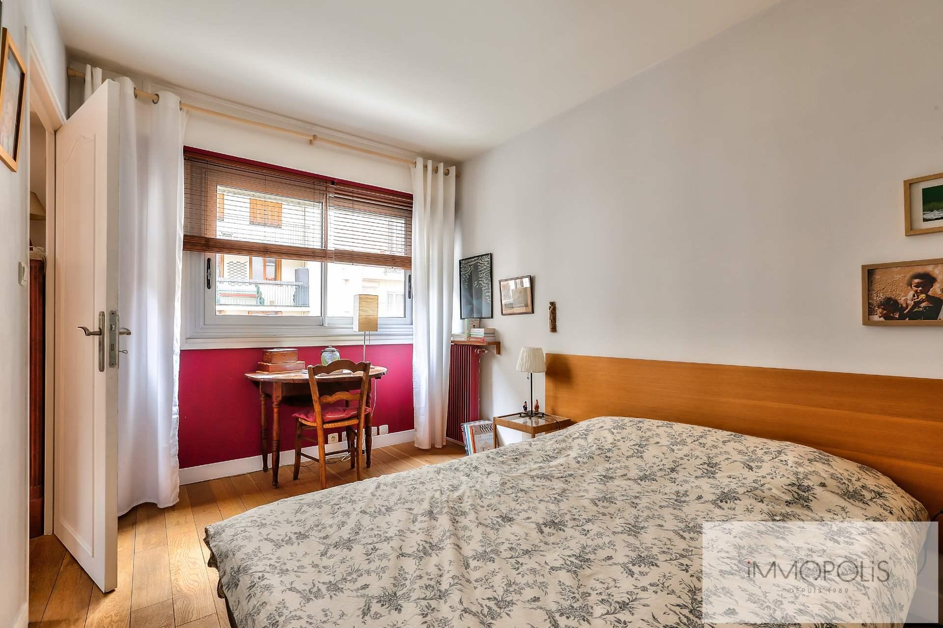 Appartement Familial  – 4 pièces 3 chambres – 85 m2 –  Balcon 5