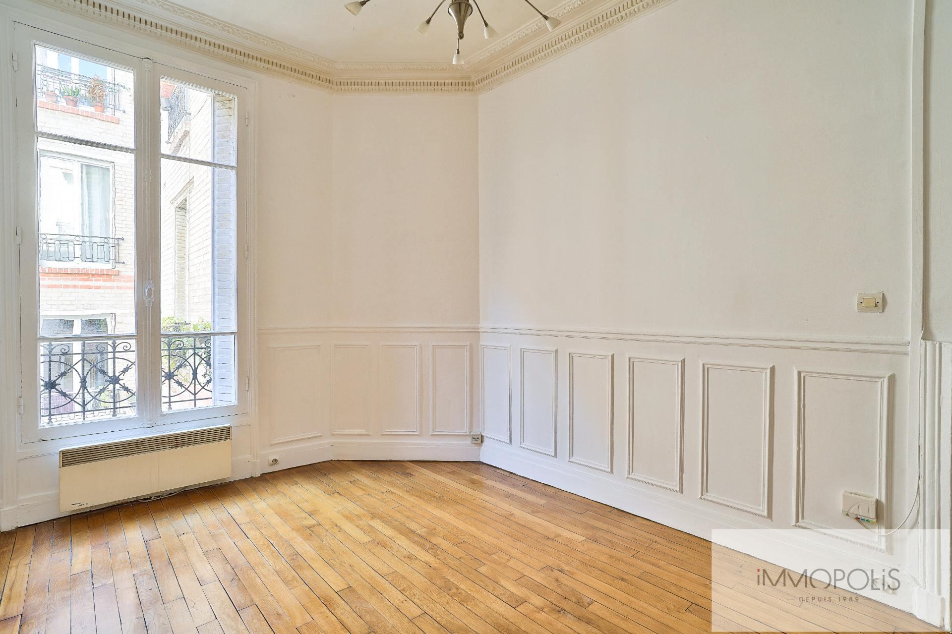 2 pièces 46 m2 – Rue Lamarck  – métro Guy Moquet 2