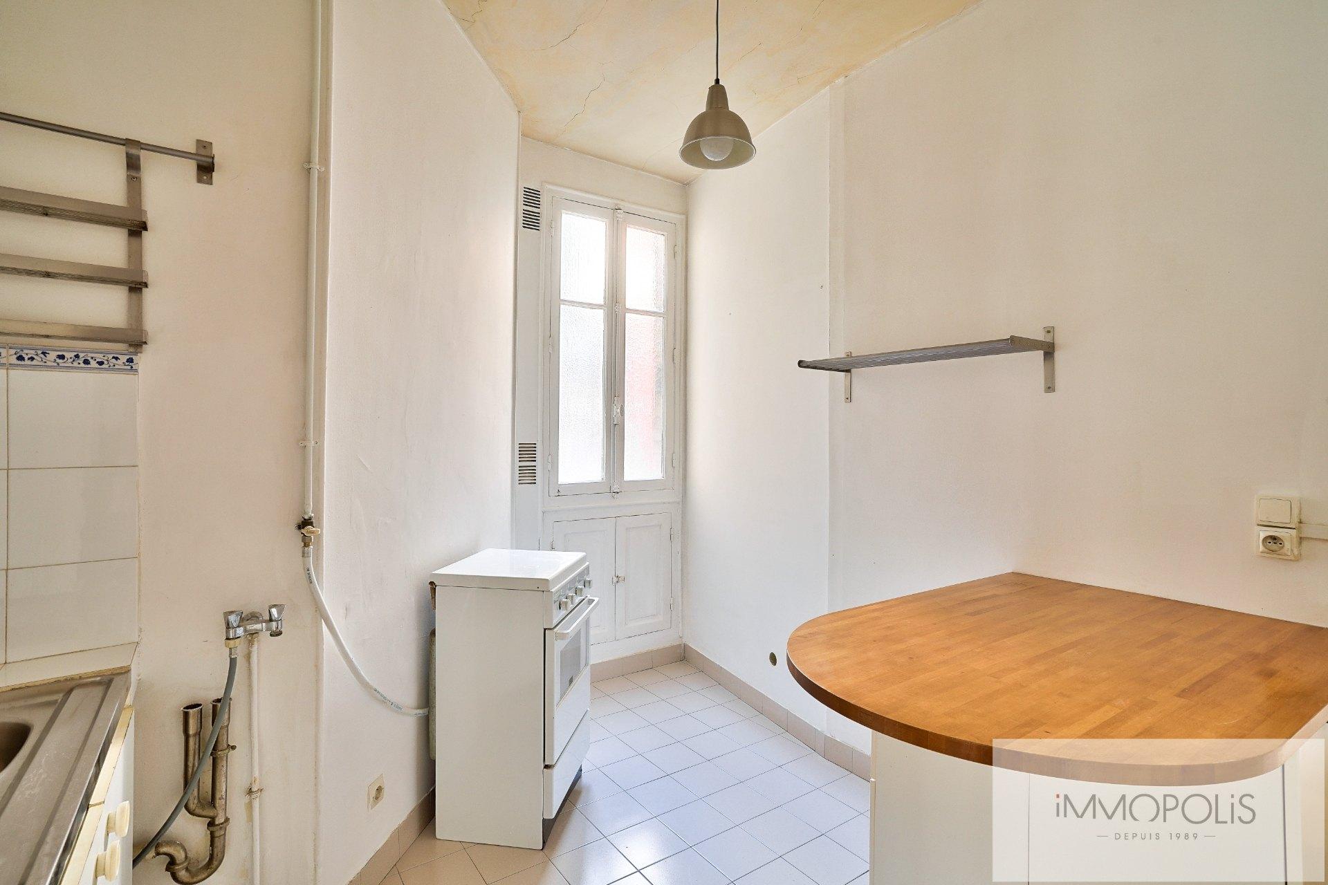 2 pièces 46 m2 – Rue Lamarck  – métro Guy Moquet 3