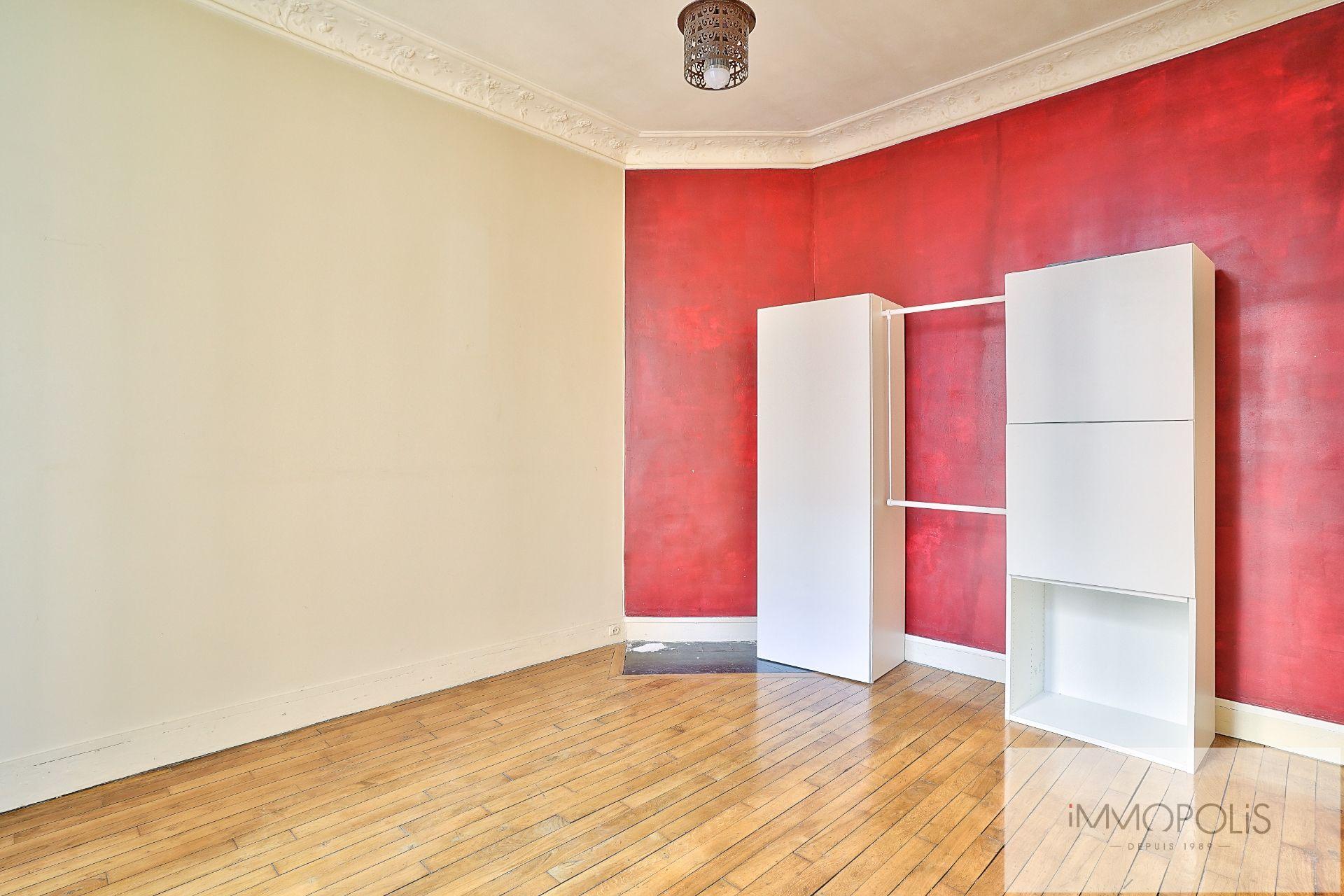 2 pièces 46 m2 – Rue Lamarck  – métro Guy Moquet 5