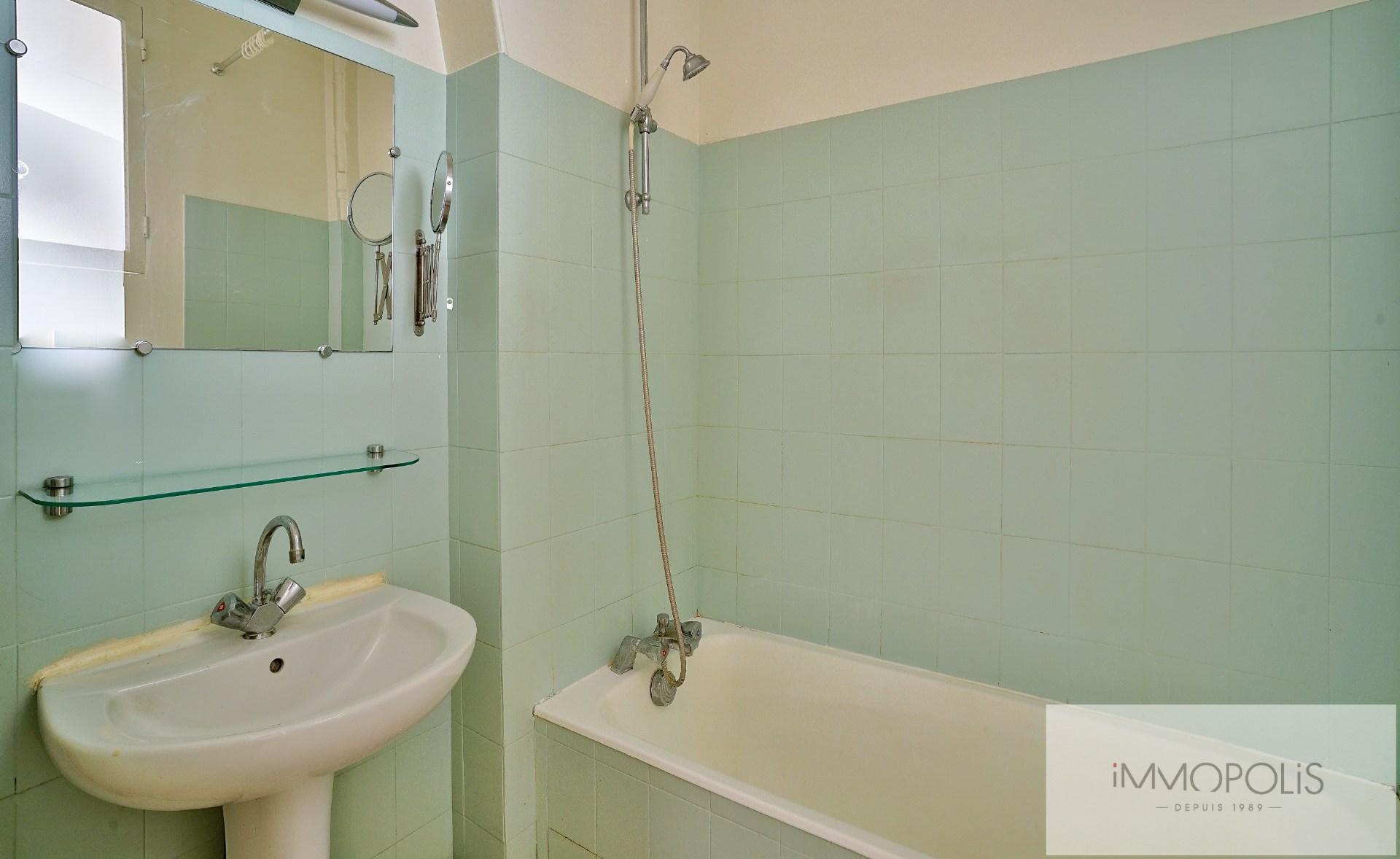 2 pièces 46 m2 – Rue Lamarck  – métro Guy Moquet 6