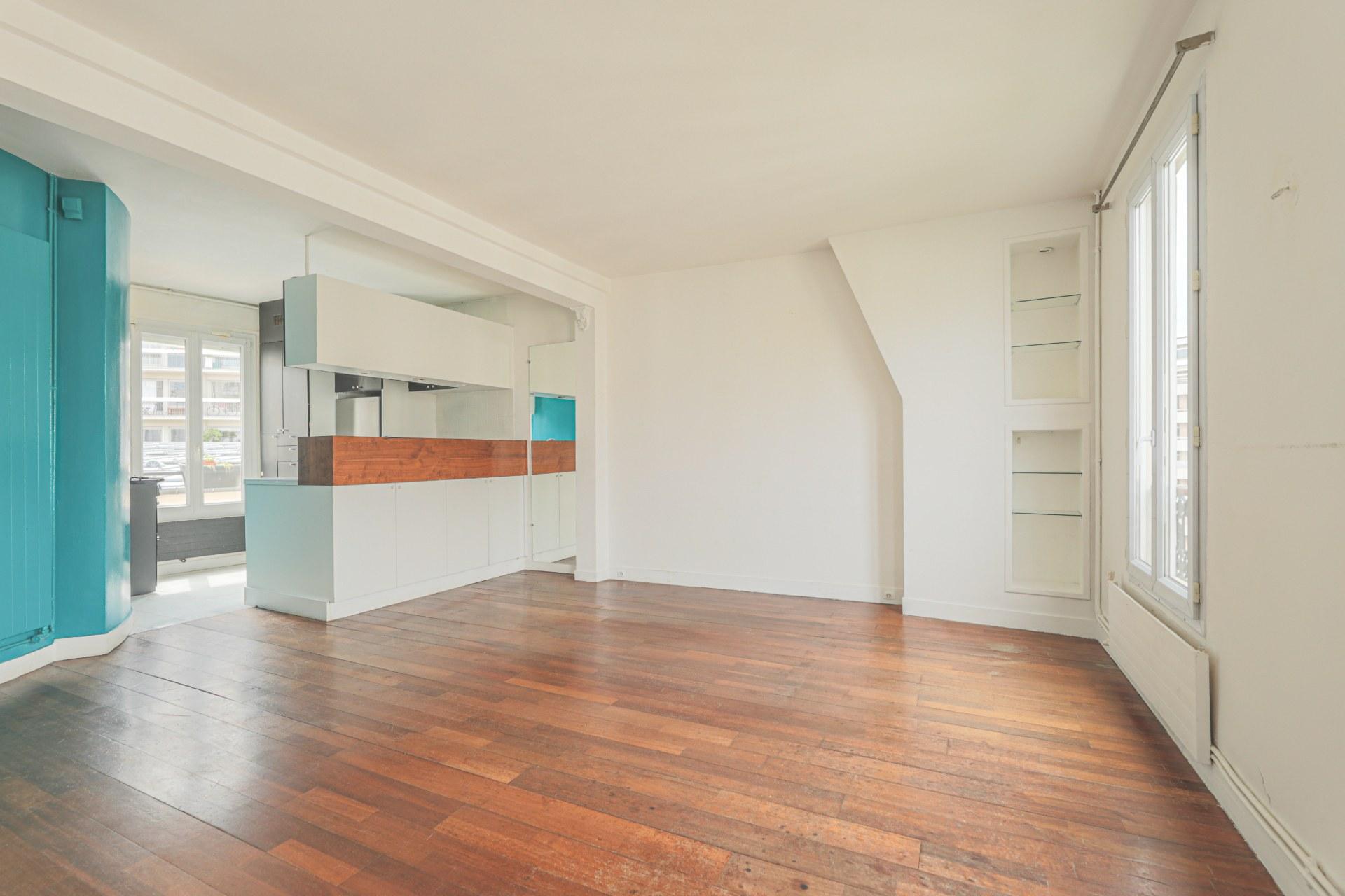 Rue Ordener – Appartement 4 pièces 3 chambres de 69 m² avec vue dégagée 4