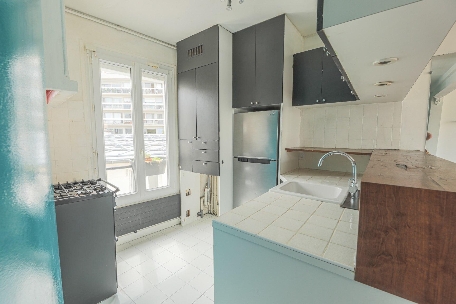 Rue Ordener – Appartement 4 pièces 3 chambres de 69 m² avec vue dégagée 5